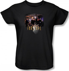 Image for Farscape Cast Woman's T-Shirt