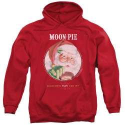 Image for Moon Pie Hoodie - Snacks for Santa