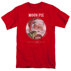 Image for Moon Pie T-Shirt - Snacks for Santa