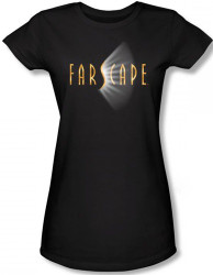 Image for Farscape Logo Girls Shirt