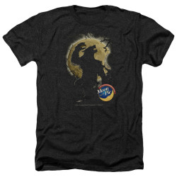 Image for Moon Pie Heather T-Shirt - Howling Moon Pies