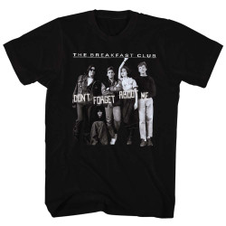 Image for The Breakfast Club T-Shirt - Don't Do It