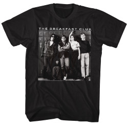 Image for The Breakfast Club T-Shirt - Locker Pose