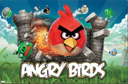 image for Angry Birds Poster