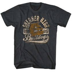 Image for The Breakfast Club T-Shirt - Shermer High Bulldogs