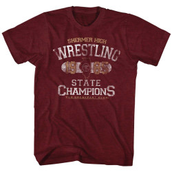 Image for The Breakfast Club T-Shirt - State Wrestling Champs