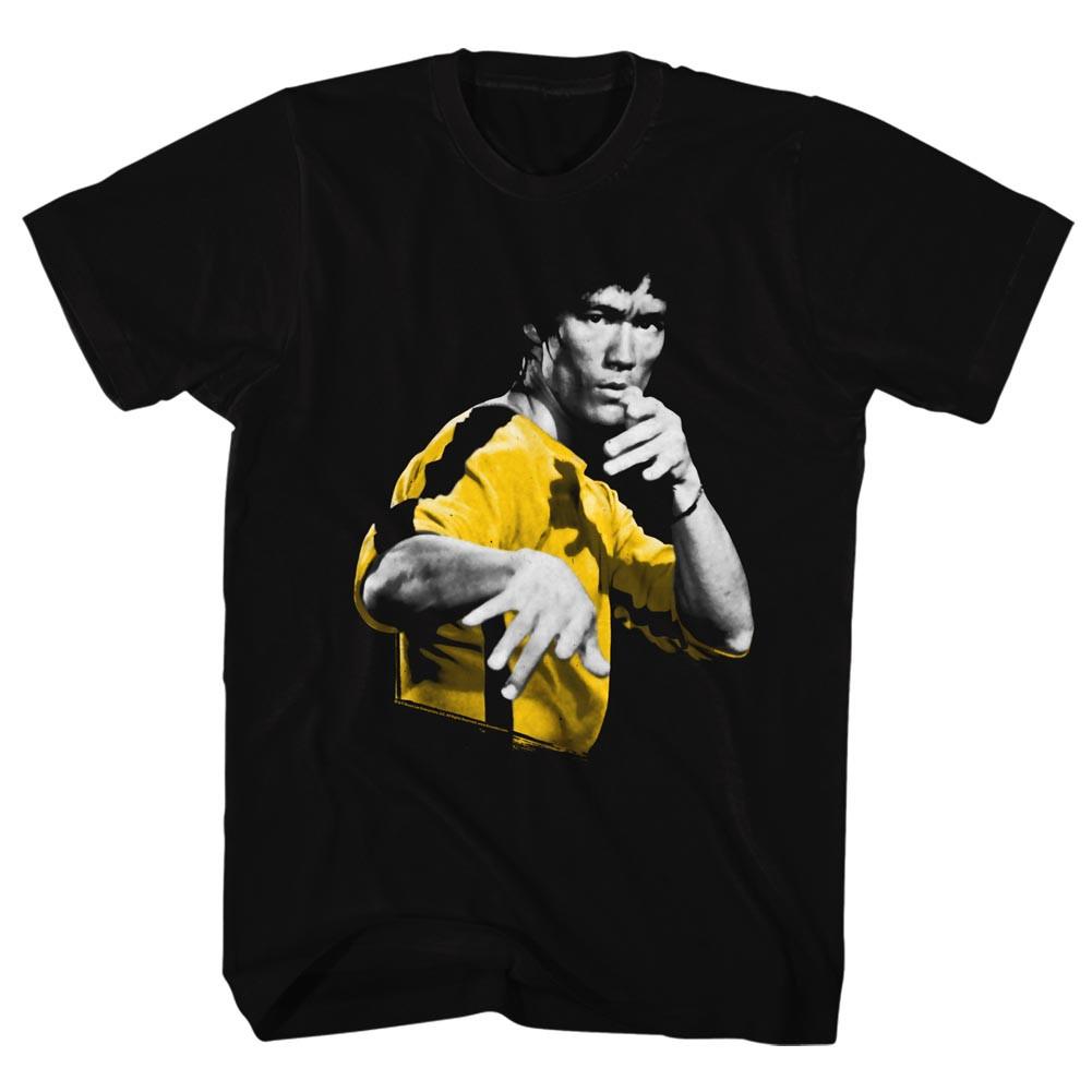 6fb256867 Bruce Lee Hooowah T-Shirt - NerdKungFu