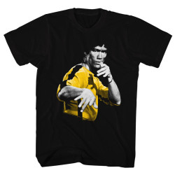 Image for Bruce Lee Hooowah T-Shirt
