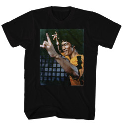 Image for Bruce Lee Yeeeaaahh T-Shirt