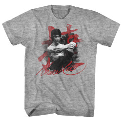 Image for Bruce Lee Wha-Taaa T-Shirt