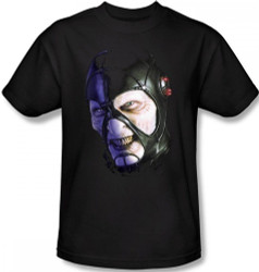 Image Closeup for Farscape Keep Smiling T-Shirt