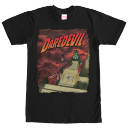 Image for Daredevil Skyscraper T-Shirt