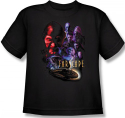 Image for Farscape Criminally Epic Youth T-Shirt