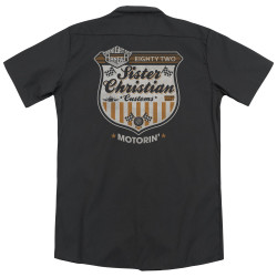 Image for Night Ranger Dickies Work Shirt - Motorin