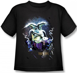 Image for Farscape Rygel Smoking Guns Kid's T-Shirt