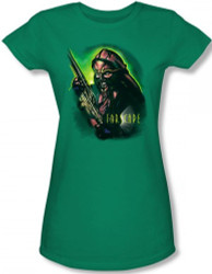 Image for Farscape D'Argo Warrior Girls Shirt