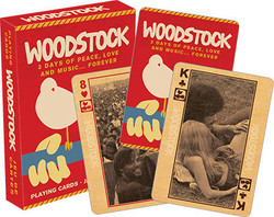 Image for Woodstock Classic Playing Cards