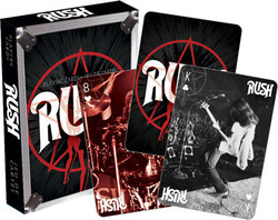 Image for Rush Vintage Playing Cards