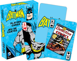 Image for Batman Retro Playing Cards