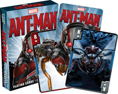 Image for Ant-Man Playing Cards