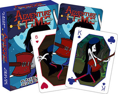 Image for Adventure Time Marceline Playing Cards