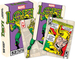 Image for Loki Playing Cards