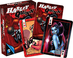 Image for Harley Quinn Comics Playing Cards