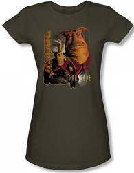Image for Farscape Rygel Girls Shirt
