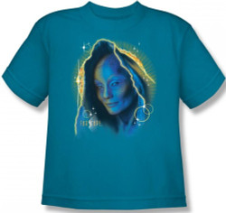 Image for Farscape Solar Flare Youth T-Shirt