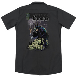 Image for Batman Dickies Work Shirt - Cover #516