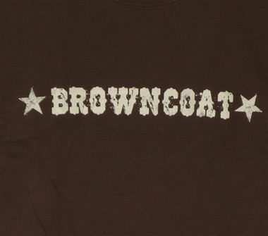 Image for Firefly T-Shirt - Browncoat