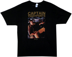 Image Closeup for Firefly T-Shirt - Captain Tightpants