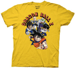 Image for Dragon Ball Z T-Shirt - Freiza Series Z Fighters