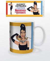 Image for Audrey Hepburn One Sheet Coffee Mug