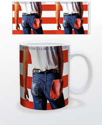 Image for Bruce Springsteen Born in the USA Coffee Mug