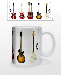 Image for Guitar Heavan Coffee Mug