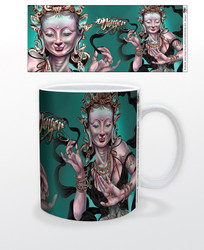 Image for James Danger Buddha Dancer Coffee Mug