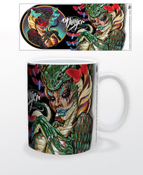 Image for James Danger Cobra Girl Coffee Mug