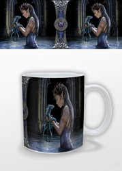 Image for Anne Stokes Water Dragon Coffee Mug
