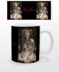 Image for Victoria Frances Vampire Girl Coffee Mug