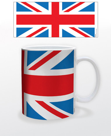 Image for Union Jack Coffee Mug