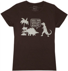 Image for Firefly Girls T-Shirt - Curse your Sudden but Inevitable Betrayal