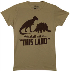 "Image for Firefly Girls T-Shirt - We Shall Call it ""This Land"""