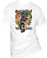 Image for Nick Fury T-Shirt - Agent of S.H.I.E.L.D.