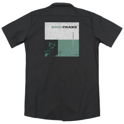 Image for Jazz and Blues Dickies Work Shirt - Concord Music Soultrane