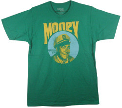 Image Closeup for Gilligan's Island Thurston Howell III Money T-Shirt