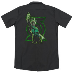 Image for Green Lantern Dickies Work Shirt - Fully Charged