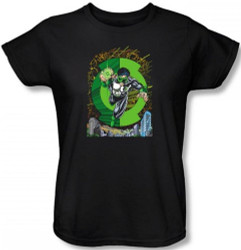 Image for Green Lantern #51 Cover Woman's T-Shirt