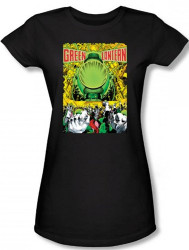 Image for Green Lantern #200 Cover Girls Shirt