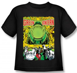 Image for Green Lantern #200 Cover Kid's T-Shirt